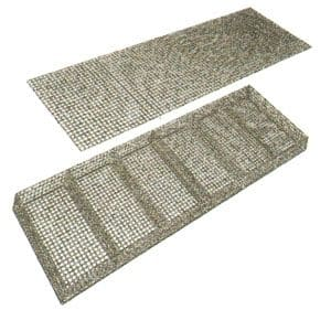 Schanskorf matrassen