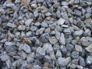 Schanskorven met Duitse kalk steen