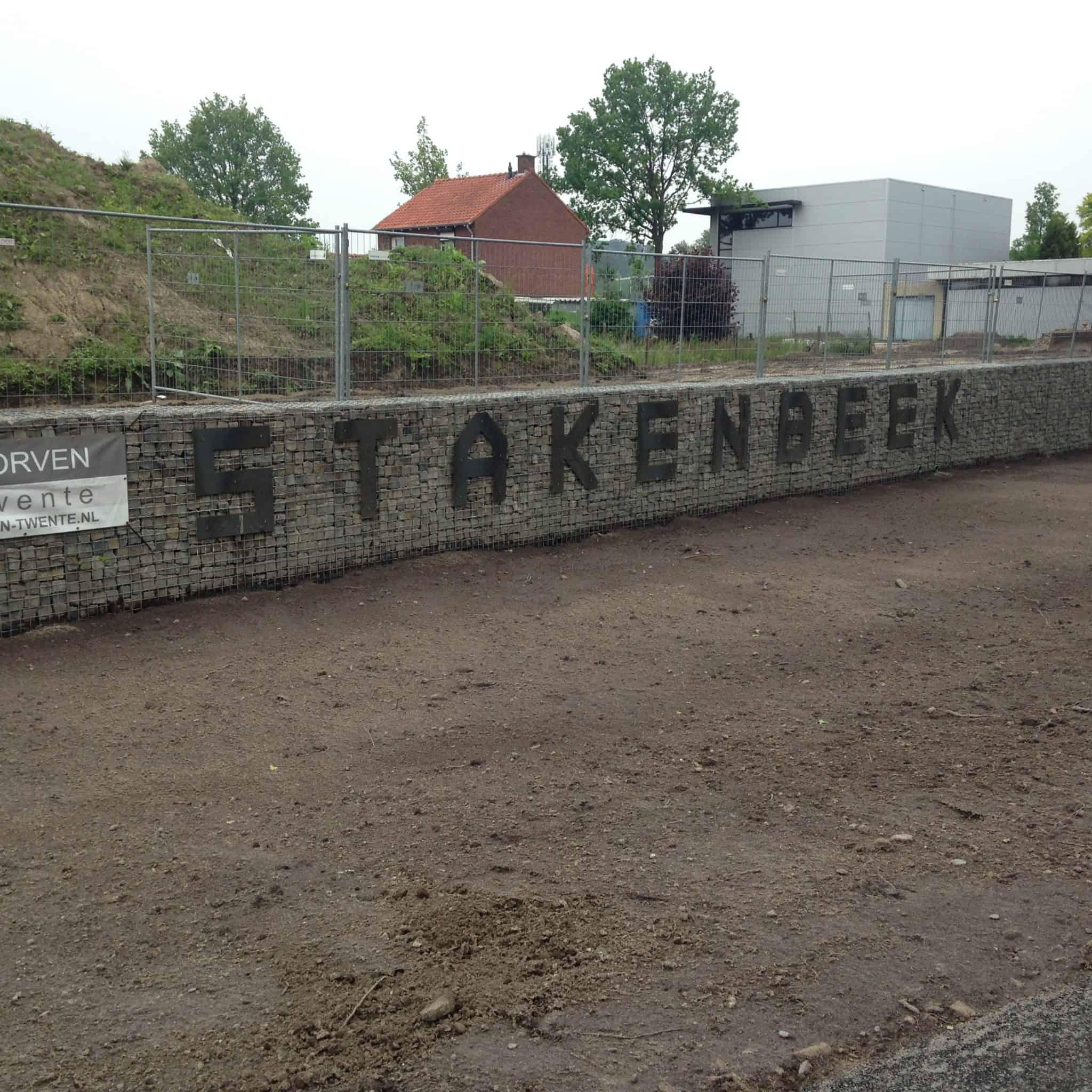 Project Stakenbeek oldenzaal